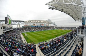 Live From PPL Park, Chester, PA